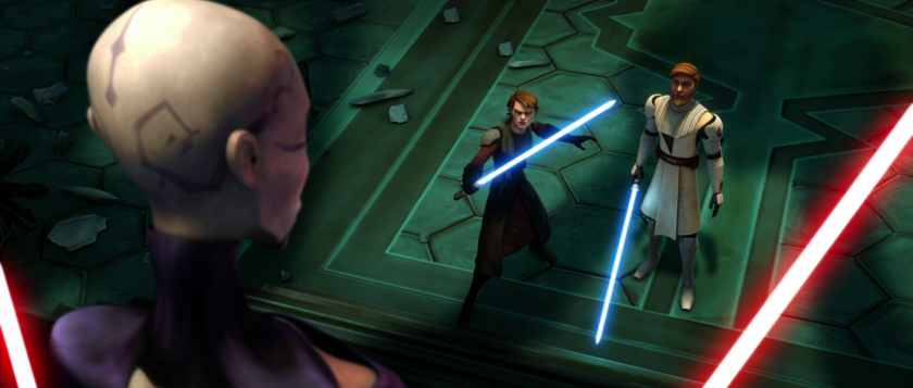 Star Wars Clone Wars Hidden Enemy