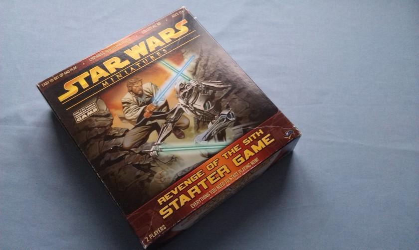 Star Wars Miniatures
