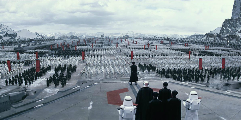 The Force Awakens The First Order