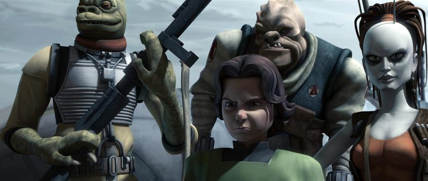 Star Wars Clone Wars Boba Fett