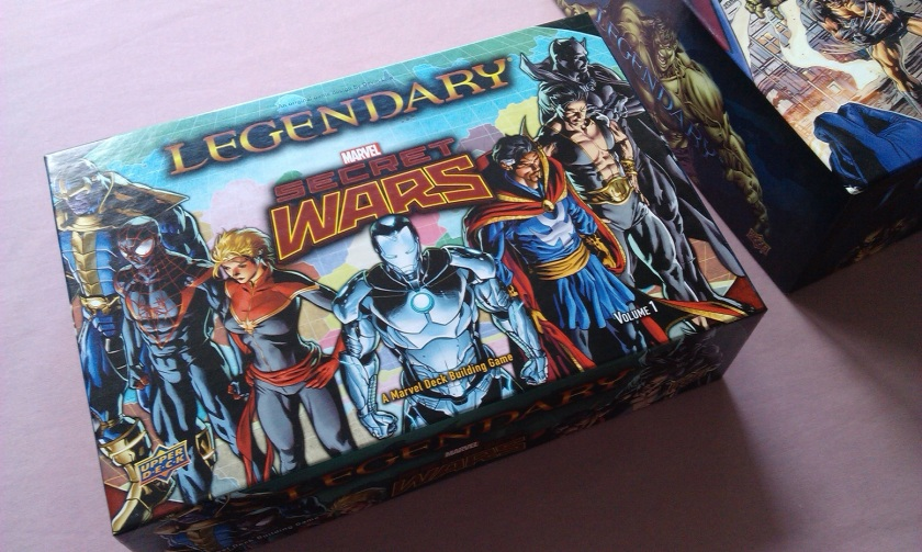Marvel Legendary Secret Wars