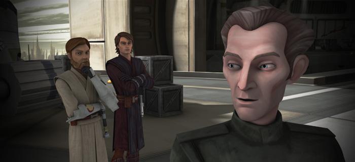 Star Wars Clone Wars Tarkin