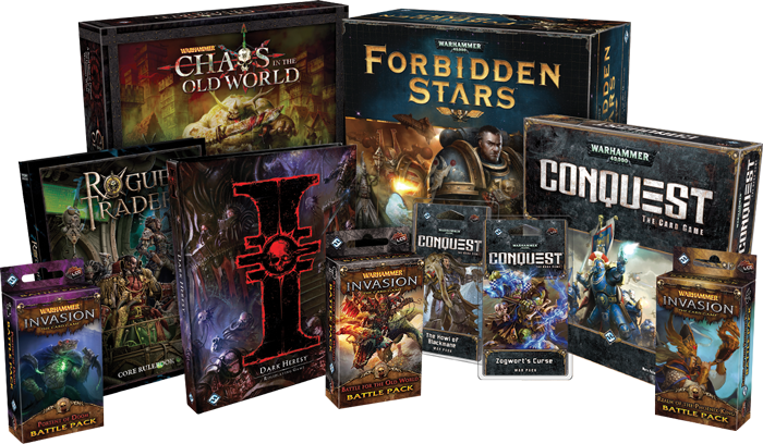FFG Games Workshop
