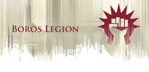 Playing Magic: The Boros Legion