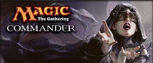Playing Magic: Commander