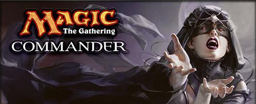 Magic the Gathering Commander