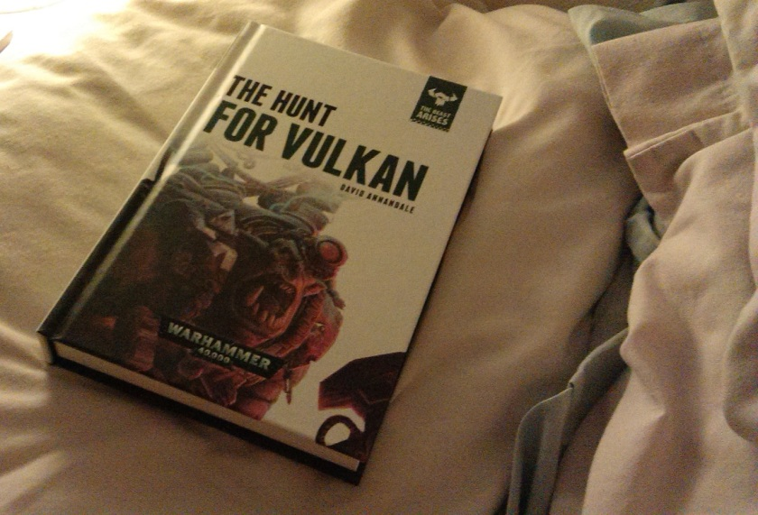 Beast Arises Hunt for Vulkan
