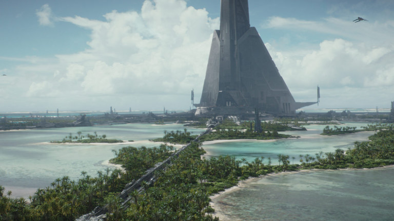 Scarif Rogue One Star Wars