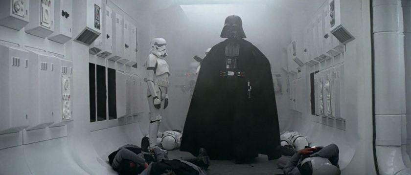 Darth Vader A New Hope