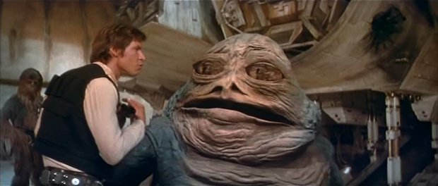 Jabba the Hutt Star Wars Special Editions