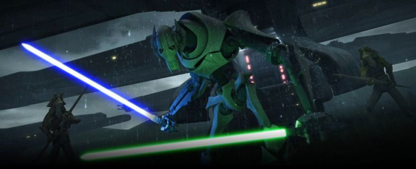 Star Wars Clone Wars General Grievous