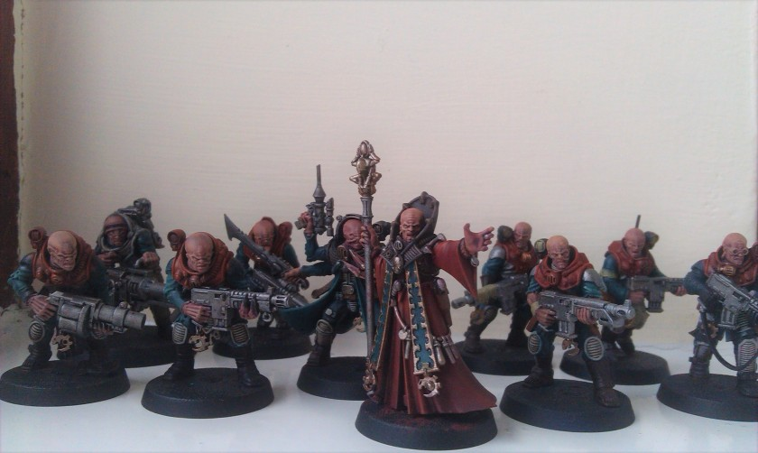 Genestealer Cults progress