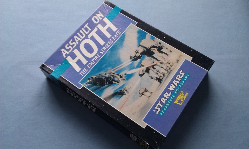 Star Wars Assault on Hoth