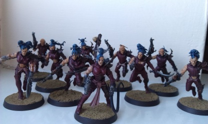 Dark Eldar showcase