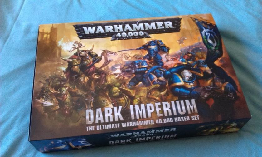 Warhammer 40,000 Dark Imperium