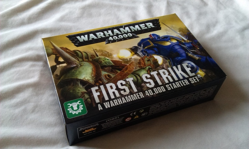 Warhammer 40,000 First Strike