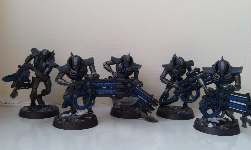 Thokt Dynasty Necrons