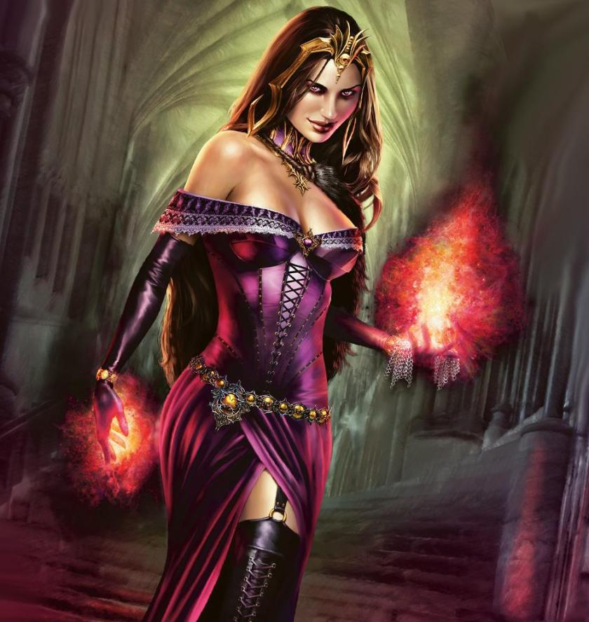 MTG Liliana of the Veil
