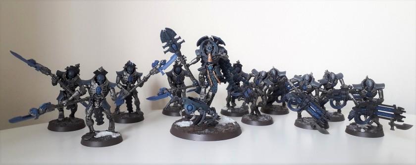 Necrons Thoky Dynasty