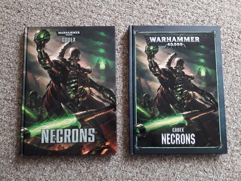 Necron Codex