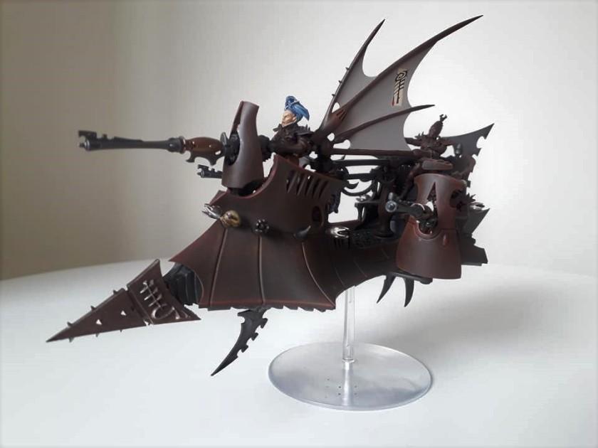 Dark Eldar Ravager
