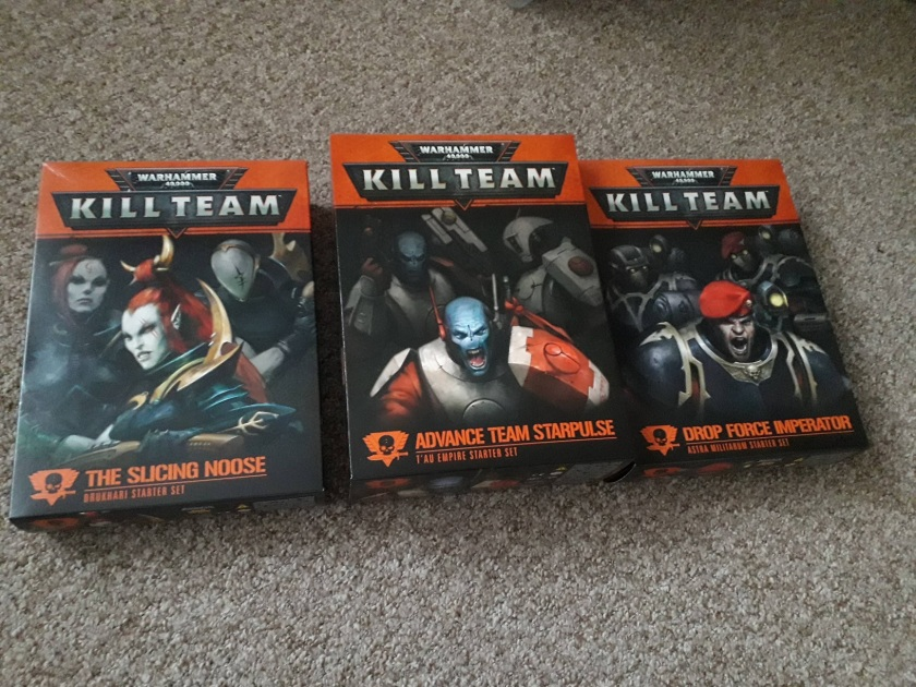 Warhammer 40,000 Kill Team