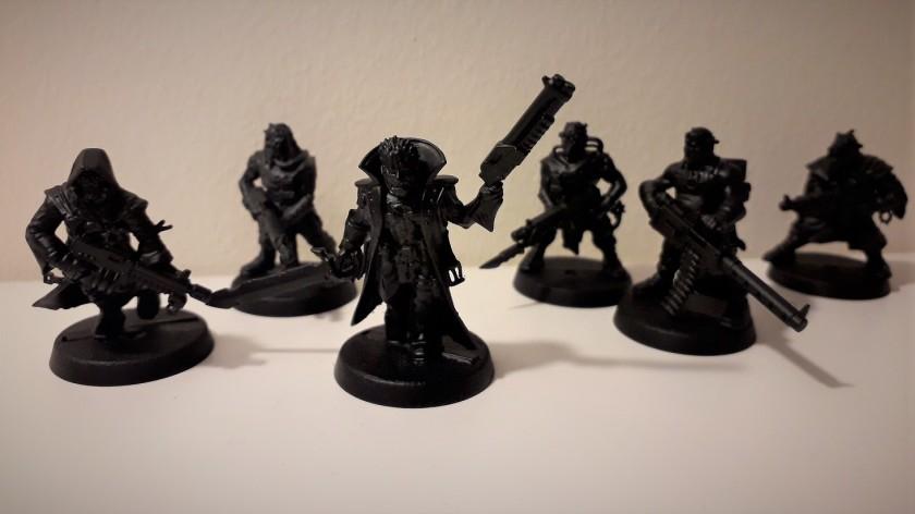Dark Vengeance Chaos Cultists