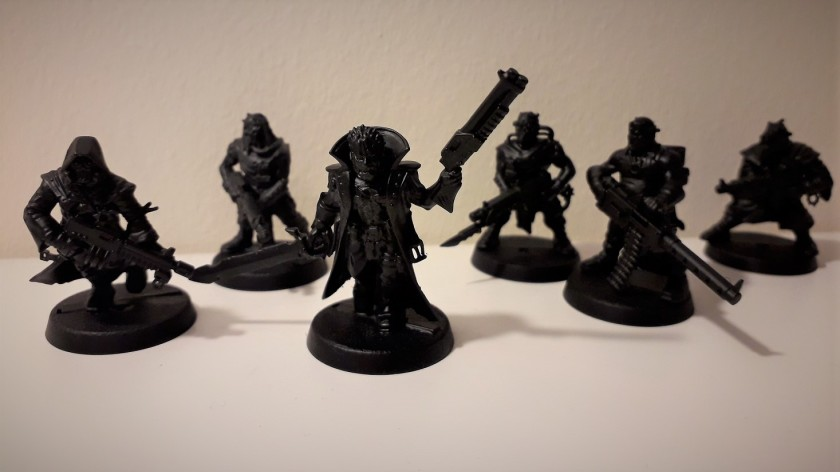 Dark Vengeance Chaos Cultists