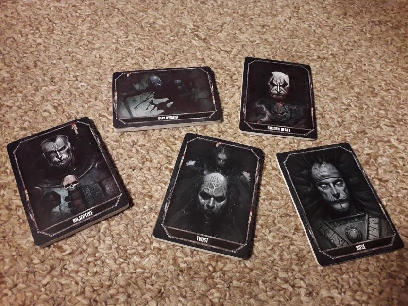 Warhammer 40k Open War cards