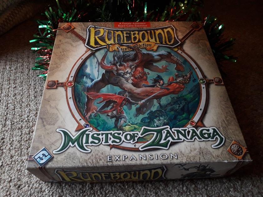 Runebound Mists of Zanaga
