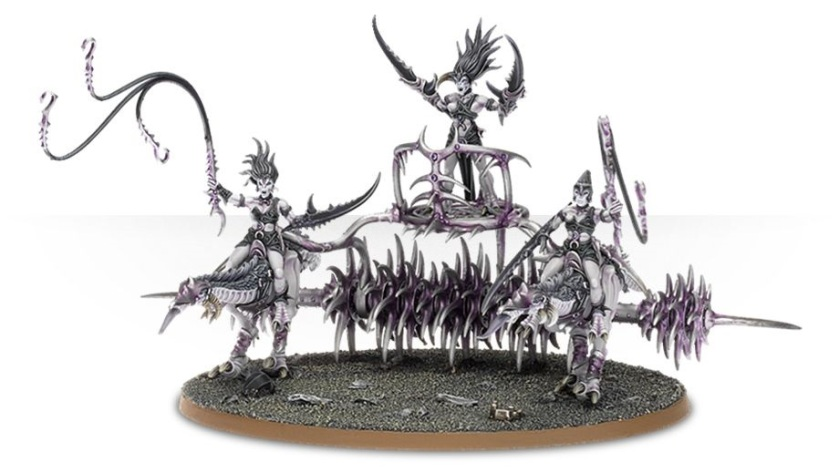 Slaanesh Hellflayer