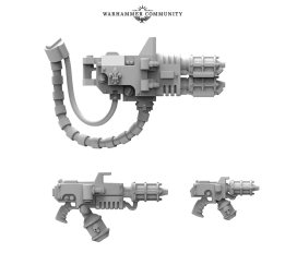 sororitas weapons 2