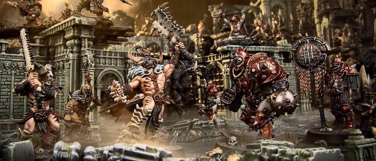 Warcry up for pre-order