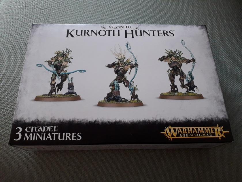 Sylvaneth Kunroth Hunters