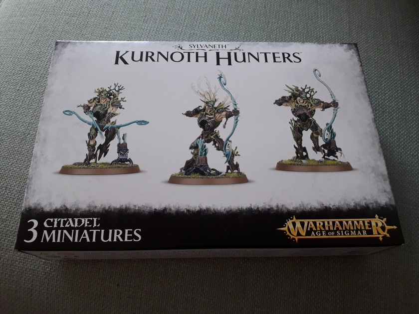 Sylvaneth Kunroth Hunters