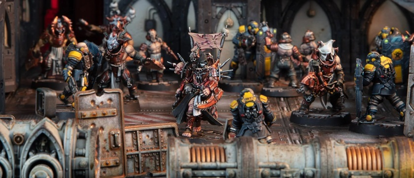 Necromunda The Eightfold Harvest Lord