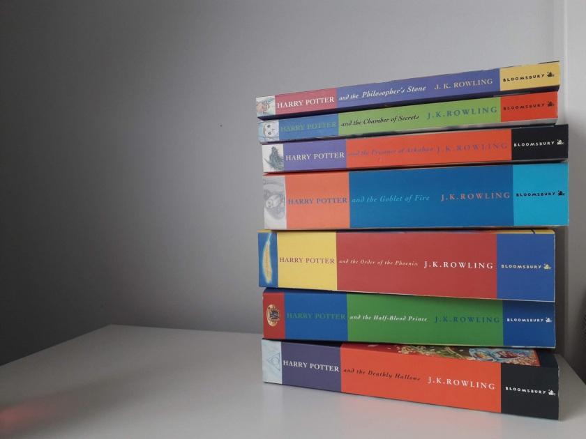Harry Potter novels